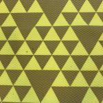 Bright Yellow Waffle (Printed)