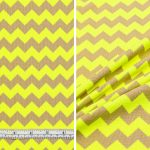 Chevron Yarn (Dyed Yellow)