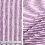 Purple/White Stripes