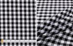 Poly Cotton Gingham