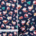 Christmas Santa Navy