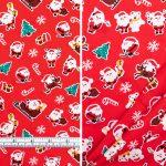 Christmas Santa Red