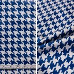 Houndstooth - Royal