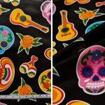 Sugar Skulls - Black